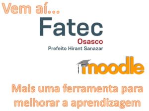 Moodle chegando na Fatec